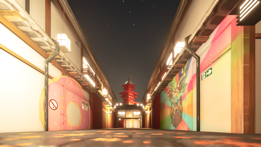 Escape Game: Kyoto in Japan apkmartins screenshots 1