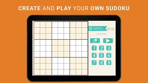 Sudoku classic   Free puzzle game   Easy sudoku 3.8.3 screenshots 10