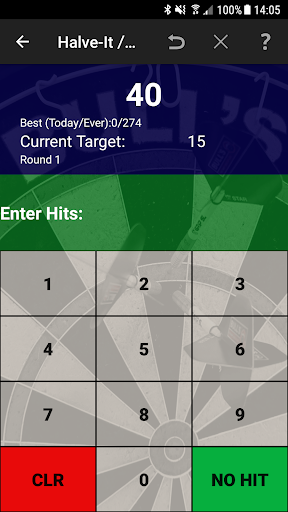 Darts Scoreboard: My Dart Training  Screenshots 17