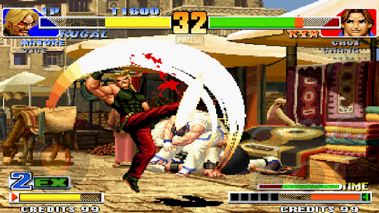 Descargar The king of fighters 2002 magic plus Para PC ✔️ (Windows 10/8/7 o Mac) 5
