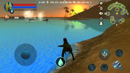 Dilophosaurus Simulator 1.0.4 screenshots 3