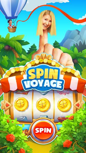 Spin Voyage: raid coins, build and master attack! 1.18.01 screenshots 1