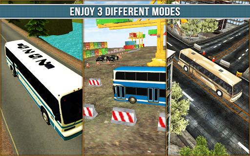 Bus Simulator : Bus Hill Driving game  screenshots 4
