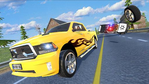 Offroad Pickup Truck R  screenshots 3