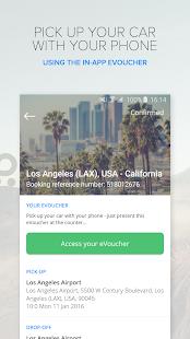 Rentalcars.com Car Rental App 2021.7.1 Screenshots 3