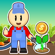 IDLE JUICY FARM - clicker and idle farming game
