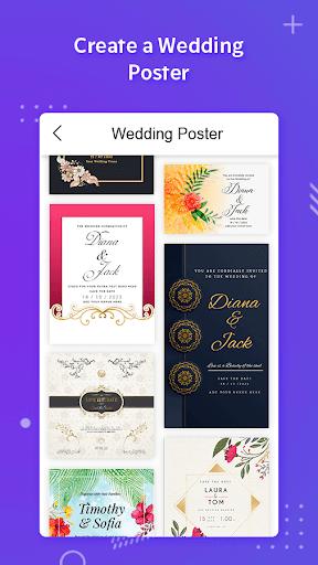 Poster Maker, Flyers, Banner, Logo Ads Page Design  Screenshots 6