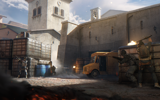 TactiStrike: Modern PvP Action Shooter 2021 0.4 screenshots 3
