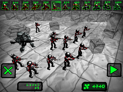 Battle Simulator: Stickman Zombie 8