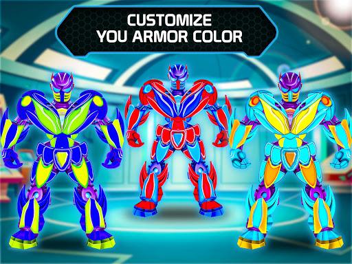 Assemble Robot Toy Suit  screenshots 1