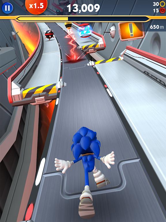 Sonic Dash 2: Sonic Boom poster 8
