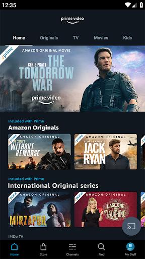 Amazon Prime Video  screenshots 1