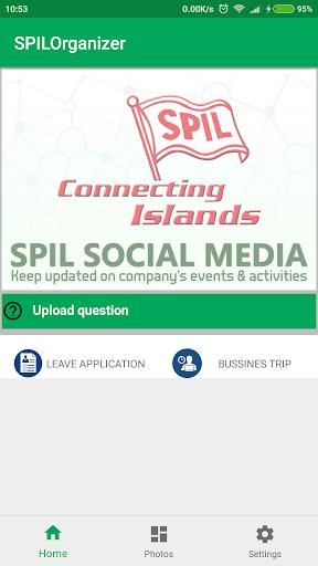 SPIL Organizer Apk 1