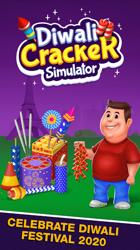 Diwali Cracker Simulator- Fireworks Game 4.02 screenshots 2