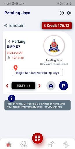 Smart Selangor Parking 9.2.0 Screenshots 4