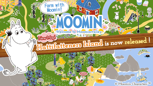 MOOMIN Welcome to Moominvalley screenshots 12