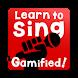 歌い方を学ぼう - Sing Sharp