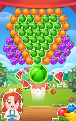 Bubble Blast: Fruit Splash 1.0.10 screenshots 14