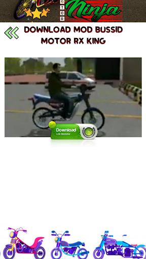 Mod Bussid Motor Ninja 1.1 Screenshots 6