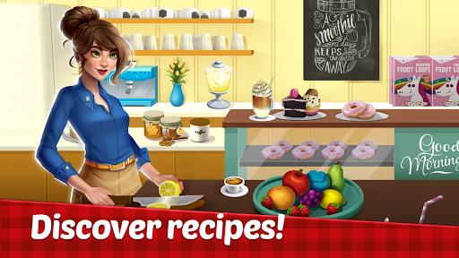 Fancy Cafe Mansion - Restaurant renovation games  screenshots 6
