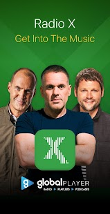 Radio X Screenshot