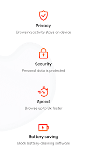 Brave Browser: Navegador web privado, Internet Screenshot