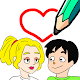 Drawing games-Draw Happy Life- APK