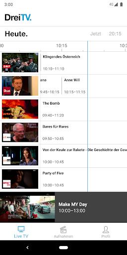 Drei TV  screenshots 1