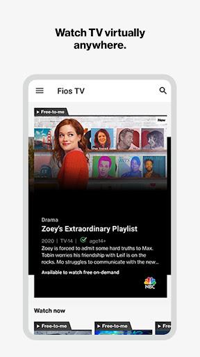Foto do Fios TV Mobile