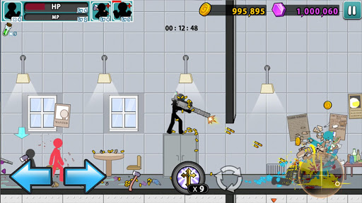 Anger of stick 5 : zombie 1.1.33 screenshots 5