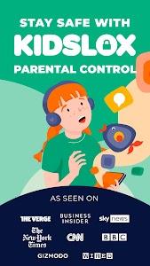 Parental Control & Screen Time Tracker - Kidslox 6.10.8