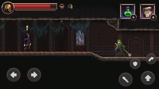 Mortal Crusade: Platformer with Knight Adventure Knight Adventure screenshots 8