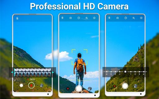 HD Camera Pro & Selfie Camera android2mod screenshots 1