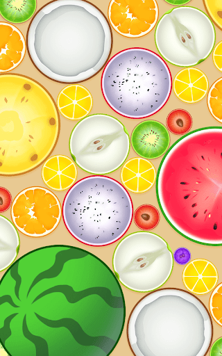 Fruit Crush - Merge Watermelon  screenshots 4