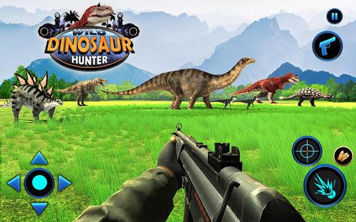 Dinosaurs Hunter Wild Jungle Animals Safari 3.4 screenshots 3