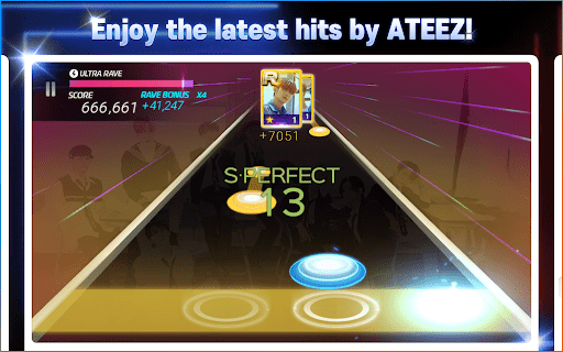 SuperStar ATEEZ Apkfinish screenshots 9