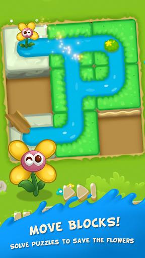 Water Me Please! Water Game: Brain Teaser 1.2.2.8 screenshots 3