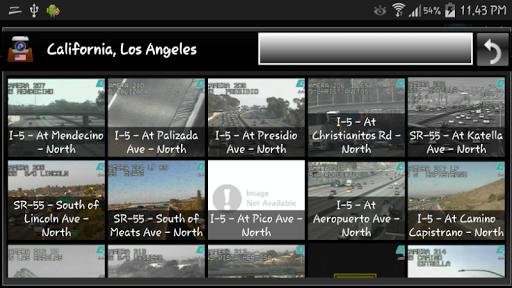 Cameras US - Traffic cams USA 8.6.2 screenshots 23