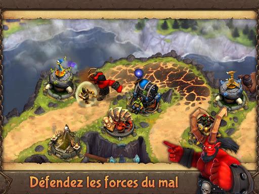 Code Triche Evil Defenders  APK MOD (Astuce) screenshots 1