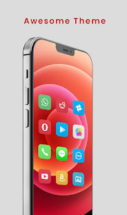 Theme for IPHONE 12 PRO 1.0.1 Screenshots 3