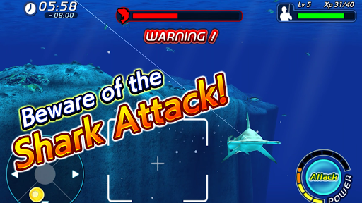 Wild Shark Fishing 1.0.7 screenshots 1