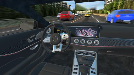 Racing in Car 2021 - POV traffic driving simulator screenshots 11
