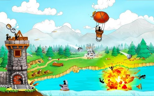 The Catapult: Piraten Schiffe Versenken Screenshot