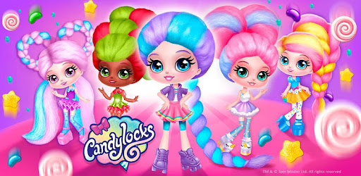 Candylocks Hair Salon - Style Cotton Candy Hair - Apps on Google Play