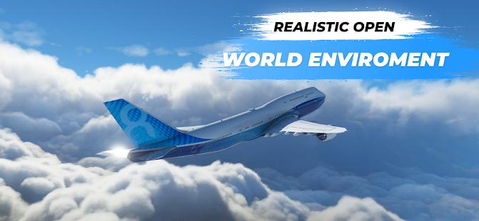 Flight Sky Sim 2021 1.3.3 screenshots 1