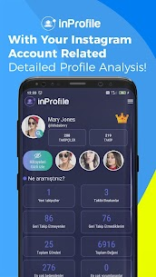 inProfile – Instagram için Takipçi Analizi Full Apk İndir 2