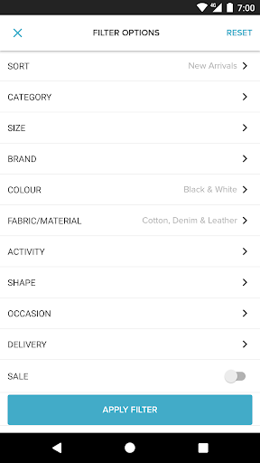 the iconic – fashion shopping screenshot 3