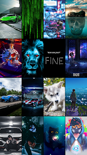 Wallcraft – Wallpapers Full HD, 4K Backgrounds MOD (Premium) 3