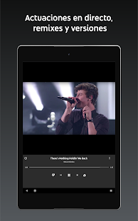 YouTube Music Screenshot