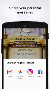 My Guardian Angel Messages